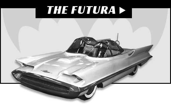 Specifications The 1 Batmobile Classic Tv Series 1966