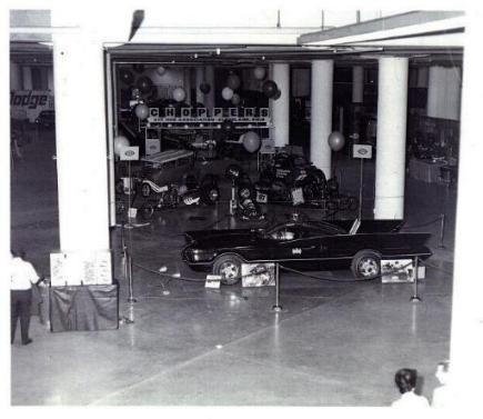 Autorama Show in Cleveland Ohio